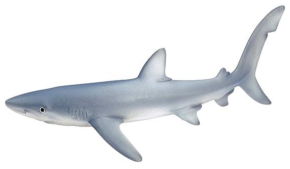 Schleich 16096 - Wild Life, Blauhai: Amazon.de: Spielzeug