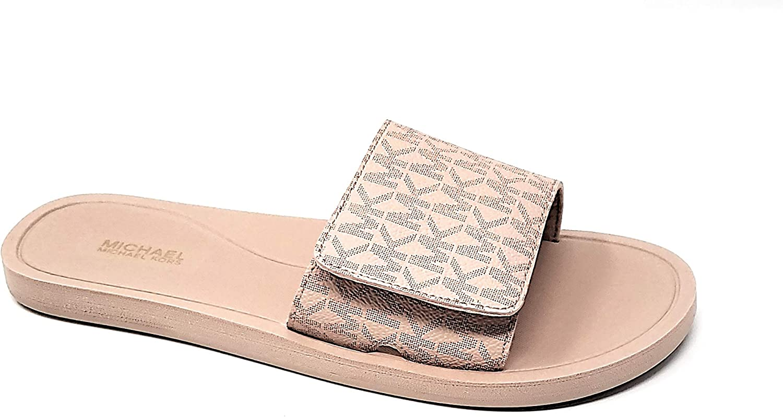 Michael Kors Wade Slide Sandal,Mini MK