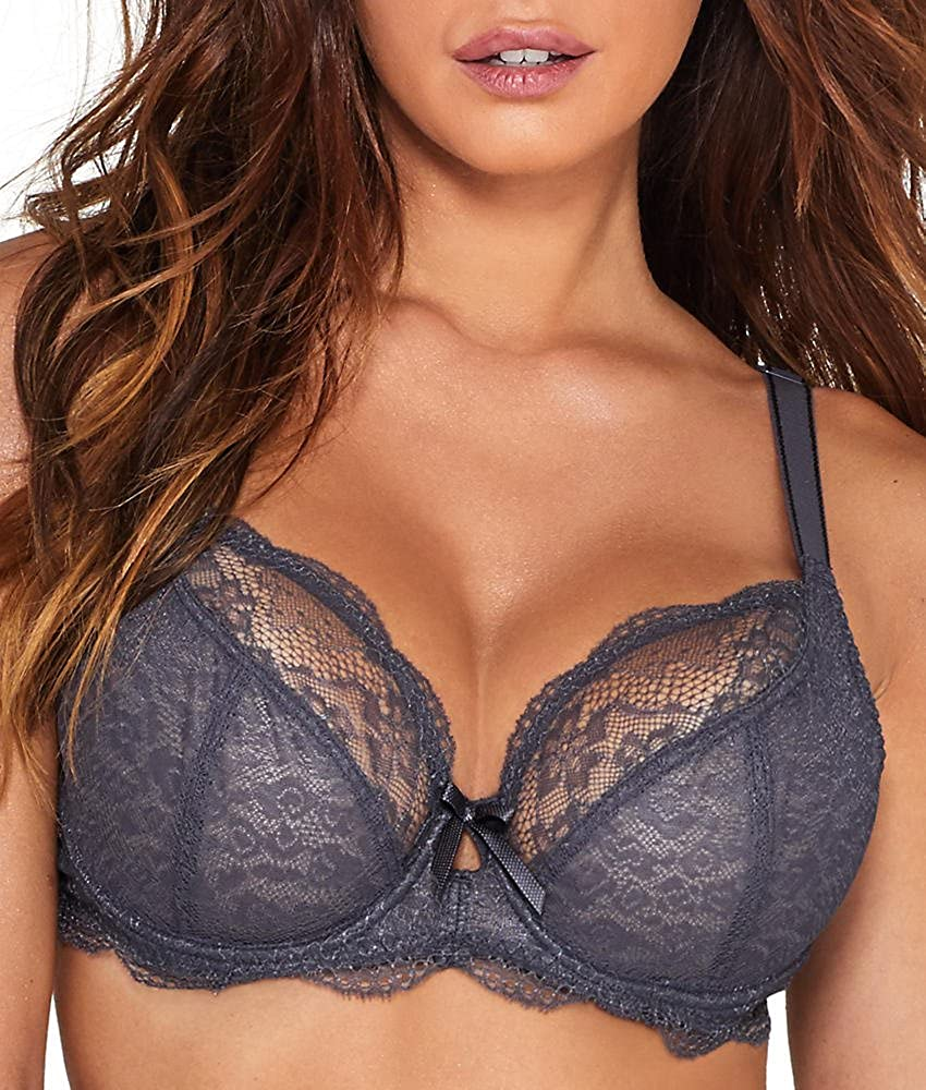 Freya Womens Fancies Underwire Plunge Bra AA1011