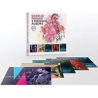 5 Original Albums by Charlie Parker