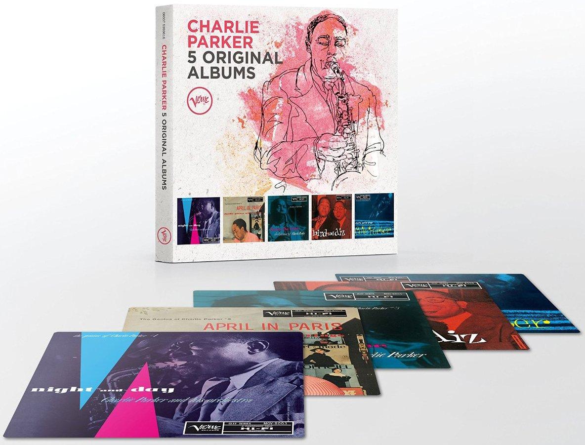 5 Original Albums by Verve