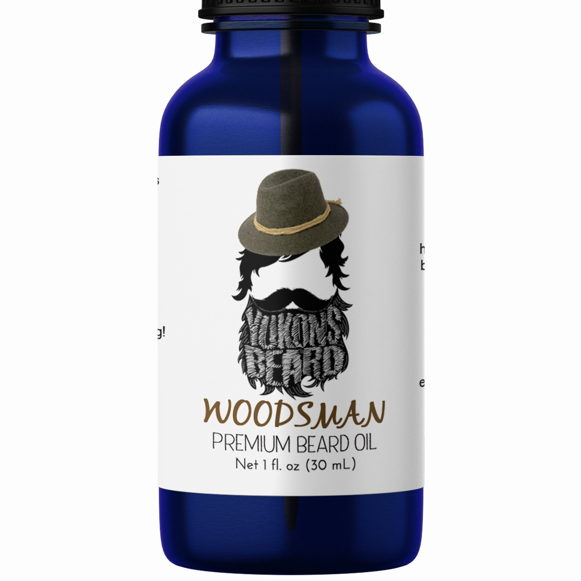 Premium Beard Oil by Yukons Beard - Better Oil, Better Beard - Stops Itchy Beard using All Natural Ingredients, Best Beard Oil to Grow Your Beard - Softens Coarse Bristly Hair