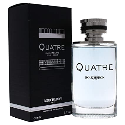 Boucheron 1015447 Quatre Agua de Colonia - 100 ml
