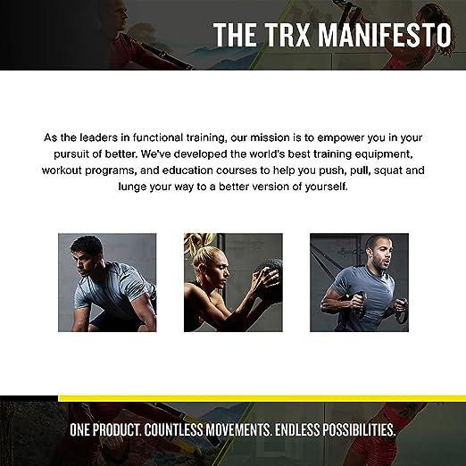 TRX Entrenamiento Ultimate Pull Up/Dip Trainer, Usar en tu ...