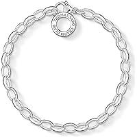 Thomas Sabo Silver Bracelet for Charms X0031-001-12