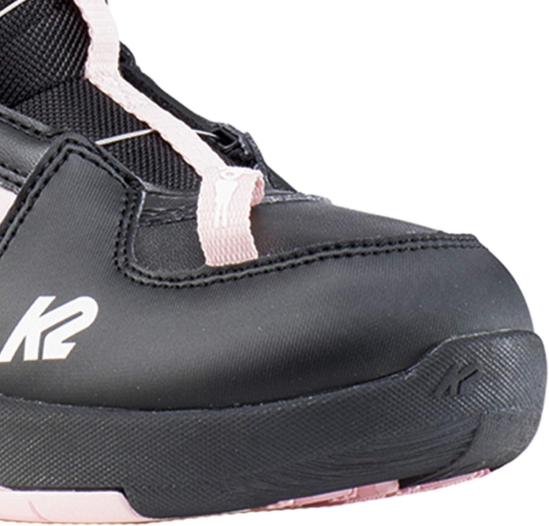 K2 Lil Kat 11D2019.1.1.020 Girls Snowboarding Shoes Black//Pink