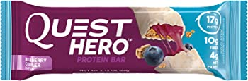 10-Count Quest Nutrition Hero Bar