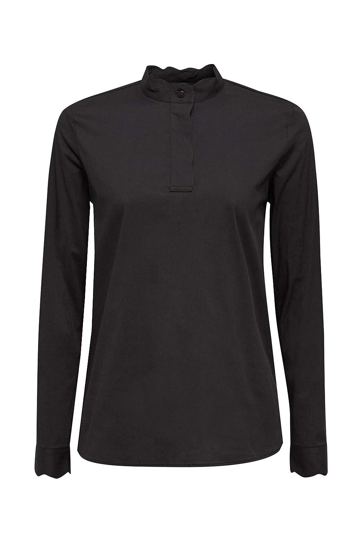 ESPRIT Collection långärmad tröja för damer Svart (svart 001)