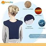 Sunny Bay Microwave Shoulder and Upper Back Heat