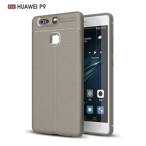 Alfort Funda Huawei P9, Huawei P9 Case, 3 en 1 Multifunción ...