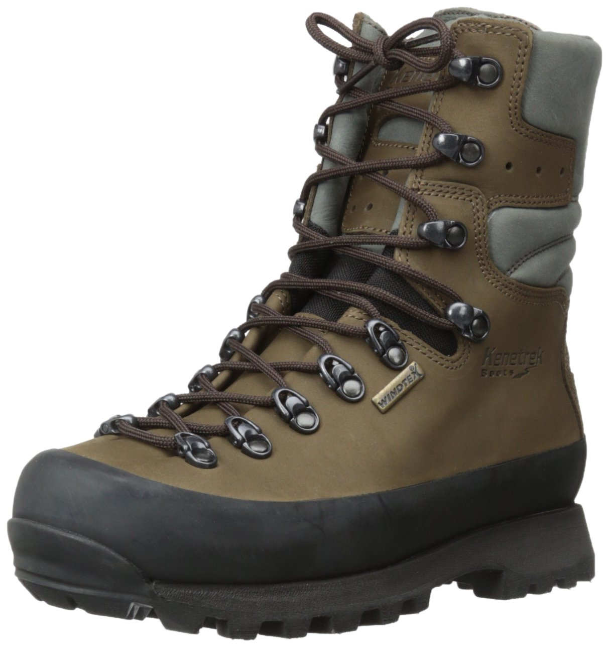 Kenetrek Women's Mountain Extreme Non-insulated Hunting Boot B071W781J3 11 B(M) US|Brown