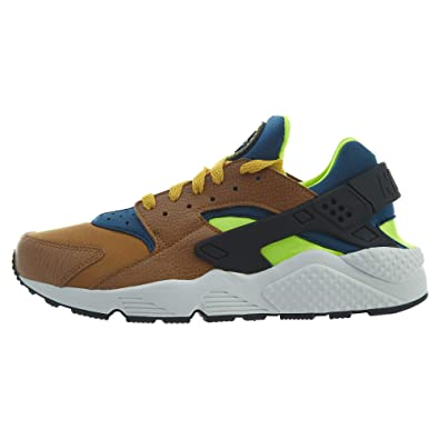 3cb06f67b3eb5 Nike Air Huarache Desert Ochre Blue Force-Volt  Amazon.co.uk  Shoes ...