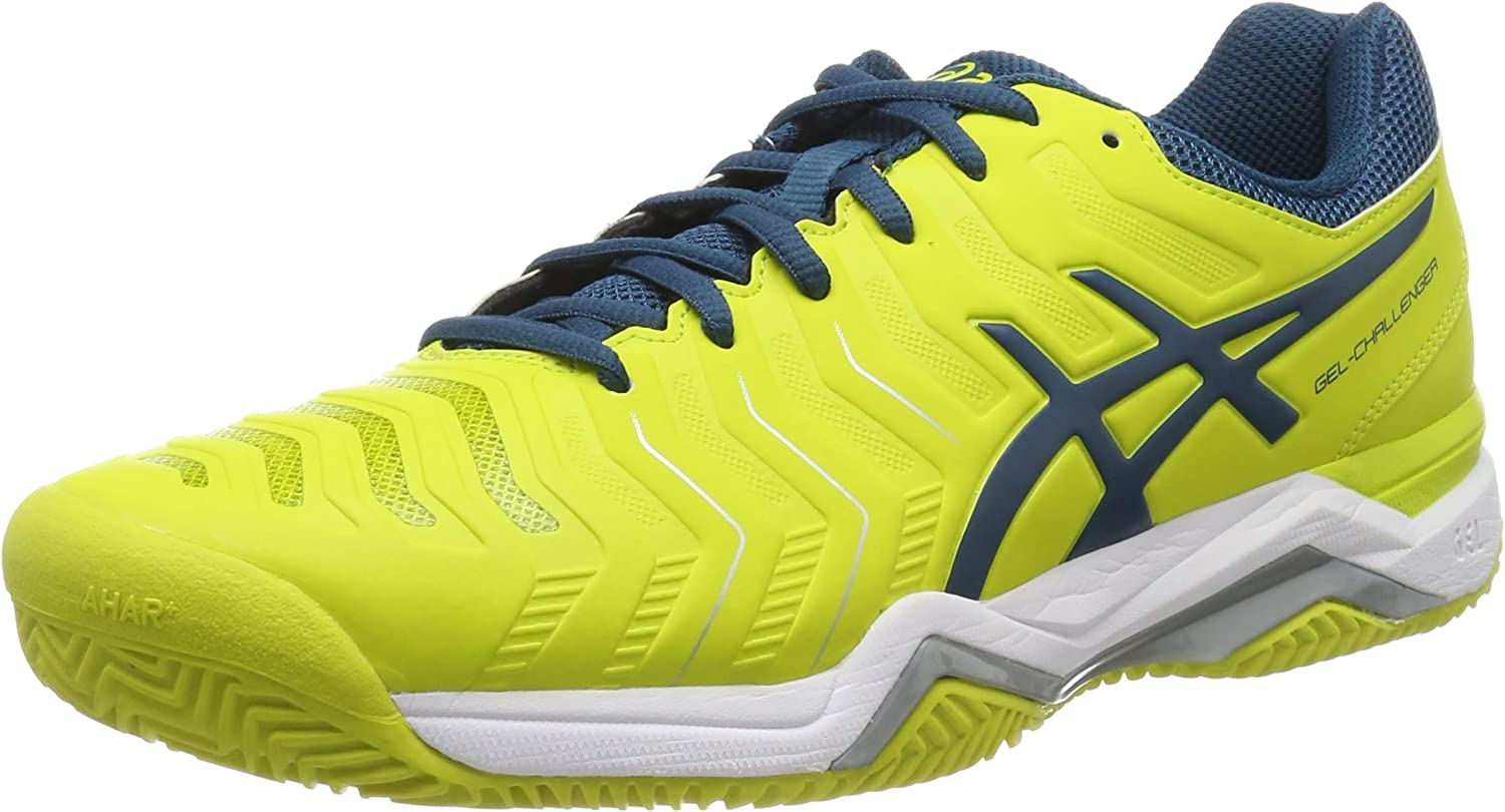 ASICS Gel Challenger 11 Clay Zapatillas, Unisex-Adult, Multicolor ...