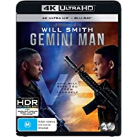 Gemini Man (4K Ultra HD + Blu-ray)