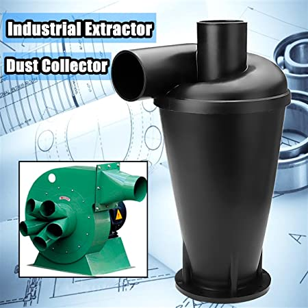 Dust Collector Filter Essort High Efficiency Industrial Extractor Dust Collector Woodworking Vacuum Cleaner Filter Dust Separation Upright Filters Amazon Co Uk Kitchen Home