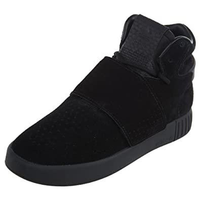 cheap for discount 30334 90203 Amazon.com | adidas Tubular Invader Strap Boys/Girls | Running