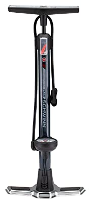 Schwinn Air Center Floor Pump for Bicycles Fits Schrader