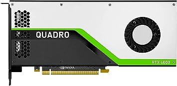 HP NVIDIA Quadro RTX 4000 8GB (3) DP+USBc - Tarjeta ...