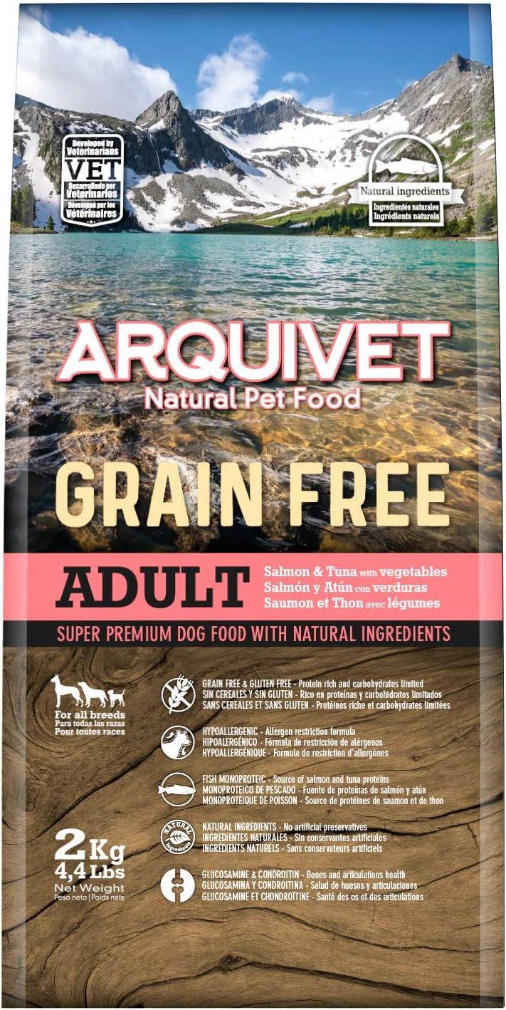 Arquivet Pienso natural para perros - Grain free - Sin grano ...