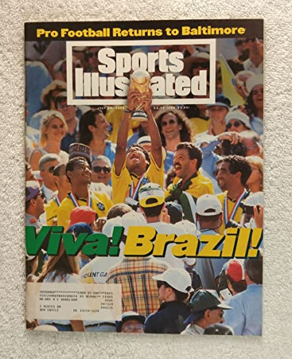 cheap for discount b2e83 75c6a Viva! Brazil beats Italy - 1994 World Cup Champions! - Los ...