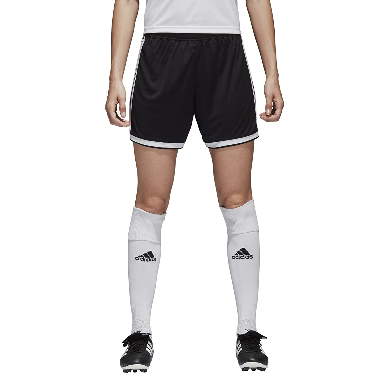 adidas Women's Regista 18 Shorts, Black/White, S/P CF9584