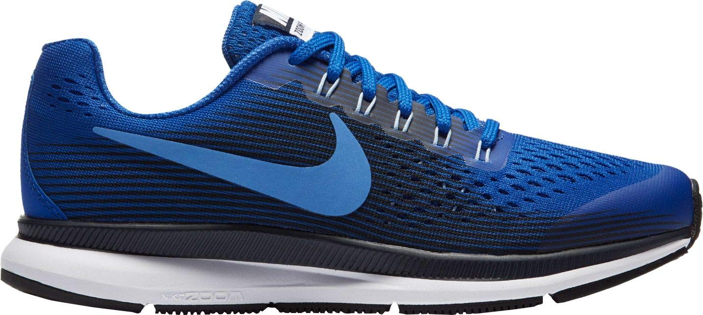 e28b4a590cad Amazon.com   NIKE Kids  Grade School Zoom Pegasus 34 Running Shoes (Royal