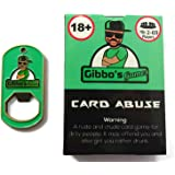Card Abuse: Hilarious Adult Card Game Full of Swear Words- Optional Drinking Game