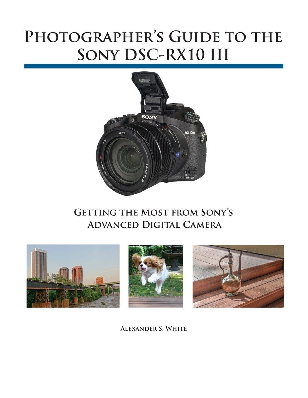 Photographers Guide Sony DSC RX10 III