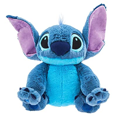 Disney Stitch Plush - Lilo & Stitch - Medium - 15 Inches: Toys & Games