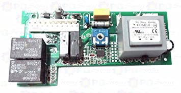 Polti tarjeta electrónica PCB Hierro Vaporella Silence Eco ...