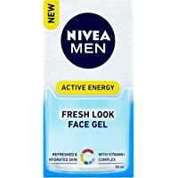NIVEA MEN Active Energy Fresh Look, Gel Facial