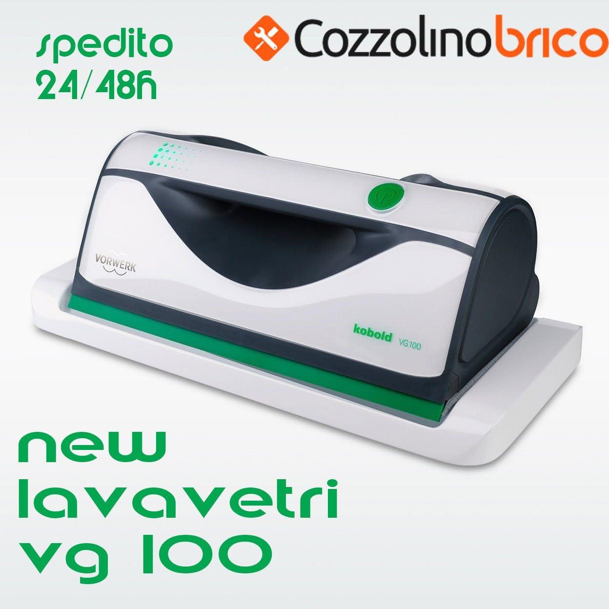 Vorwerk VG 100 - Robot limpiacristales, n.º vk150 y vk140: Amazon ...