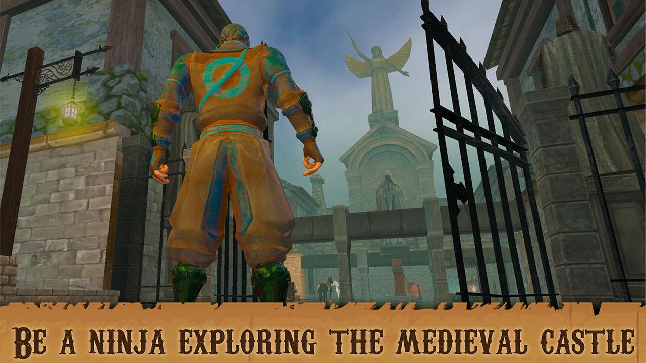 Honor, Glory And Legacy Ninja Prison Break: Free Medieval ...