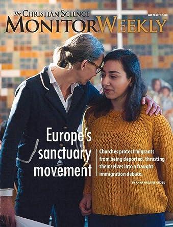 303ede6a56e4 Amazon.com: The Christian Science Monitor Weekly Magazine: Christian ...