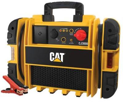 CAT 1000 Amp Pro Portable Jump Starter-CJ3000 - The Home Depot