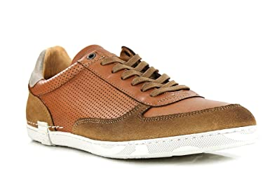 P-L-D-M BY PALLADIUM DABSTER BTD - Baskets basses   Baskets mode - Cognac -  Homme - f59b586cef3