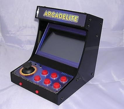 Arcade-Lite raspberry pi retropie mame emulator, joystock: Amazon ca