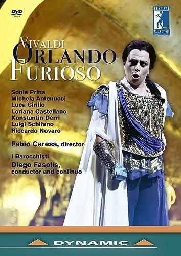 Orlando Furioso DVD cover