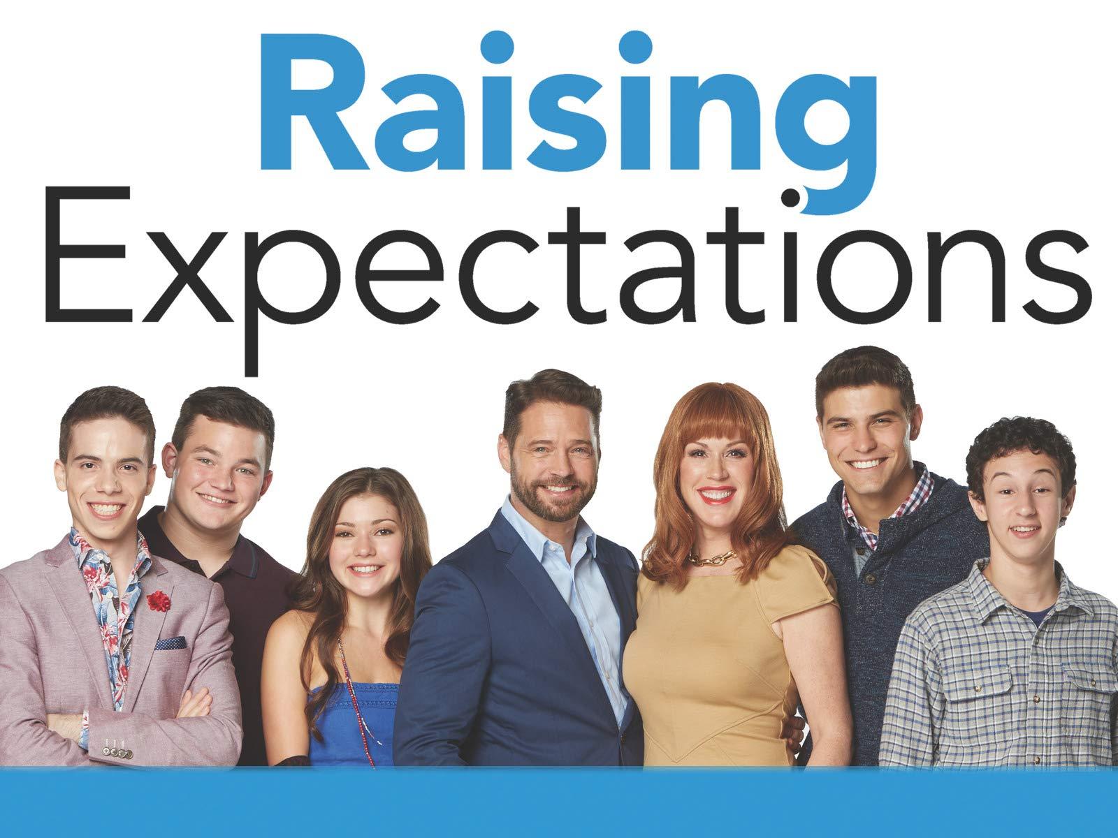 Raising Expectations on Amazon Prime Video UK