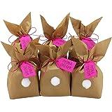 12 DIY Coniglietti di Pasqua da riempire - un regalo che viene dal cuore - per bambini a Pasqua - Decorazione Coniglietto di Pasqua