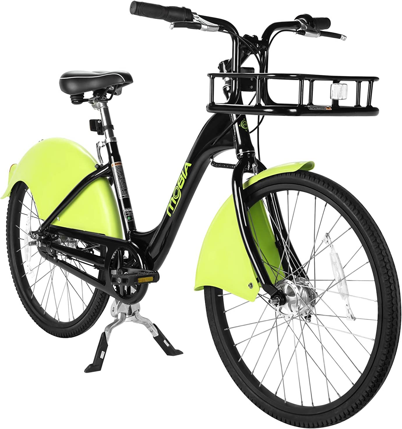 Mobia Bikes Urban, Bicicleta de Mantenimiento bajo (3 velocidades ...
