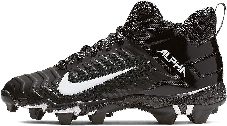 Nike Alpha Menace Shark 2 Big/Little Kids Football Cleat Aq7654-001