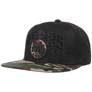 Mitchell & Ness Gorra Blind Camo 76ers& de Beisbol Baseball (Talla ...