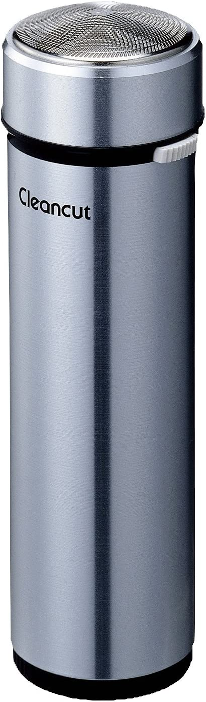 IZUMI Cleancut IZD-210 rotary shaver Silver