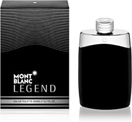 MONTBLANC Legend Eau de Toilette Spray, 6.7 fl. oz.