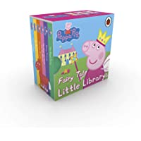 Peppa Pig: Fairy Tale Little Library by Lauren Holowaty - Hardcover