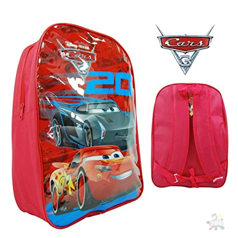 grand choix de 2c2c2 50262 Disney 1029hv-6488t Cars Sac à Dos Junior, 31 cm: Amazon.fr ...