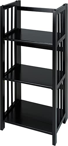Reviewed: Casual Home 3-Shelf Folding Bookcase