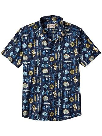 0adadf05 Shirt short Men Patagonia Malihini Pataloha Shirt: Amazon.co.uk: Clothing