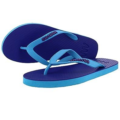80b02a7ac652 Waves 100% Natural Rubber Flip Flops for Men Regular Fit Sandals Slippers -  Twofolds Collection